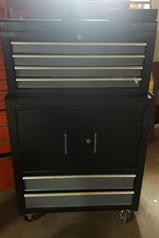 For the men!!  We have lots of great tool and tool boxes!