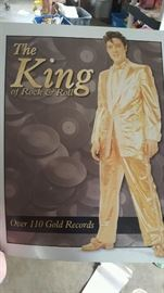 We have TONS of Elvis Memorabilia and music
