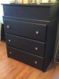 Custom-built chest of drawers