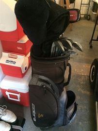 Cobra Golf Club Bag, Irons