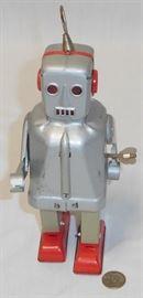 Sparky Windup Robot