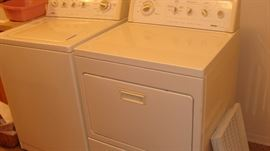 Kenmore Washer and Dryer---Large Capacity