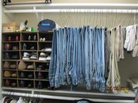 Men's clothing, excellent condition