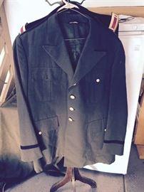 army dress jacket