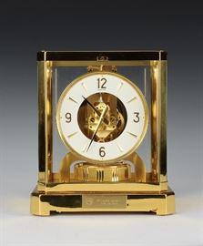 Lot 11 -Jaeger-LeCoultre Atmos Clock, Circa 1970