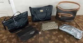 DDC001 Designer Bags - Bernini, Coach & More