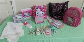 DDC003 Hello Kitty Backpacks, Bags & More