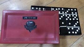 Vintage toys: board games, ViewMasters & reels, Dominos