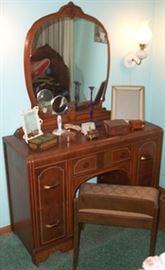 Vanity - Part of 3 pc. bedroom suite (priced separately)