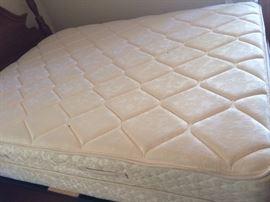 #3 queen mattress set $75 — at Sherwood Dr Hsv 35802 Call 803-354-293three.