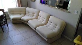 Vladimir Kagan sofa for Preview Furniture, photo 2 version.