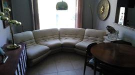 Vladimir Kagan sofa for Preview Furniture.