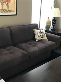 Practically new couch.