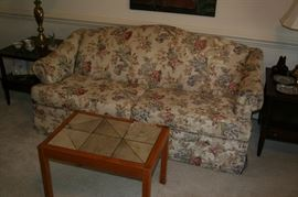 Broyhill sleeper sofa - like new, Gangso  mid century modern coffee table