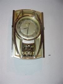 Gustave Becker Clock