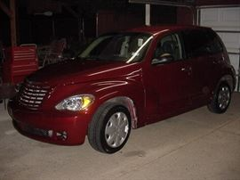 2009 Chrysler P.T. Cruiser