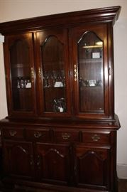 Kincaide Hutch and Buffet