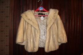 Mink Coat - very pretty and very nice