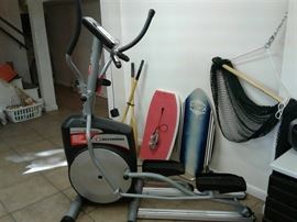 Schwinn elliptical