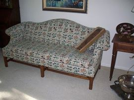 nice Ethan Allen sofa and there is a matching love seat