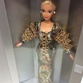 Christian Dior Barbie