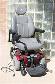 JET 3 ULTRA POWER CHAIR - SCOOTER