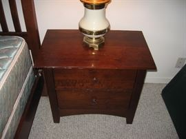 Kincaid Night Stand, one of Many Lamps...