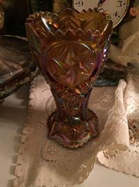 Carnival. Glass