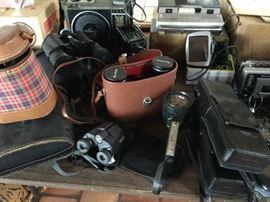 Cameras, Binoculars and Recording Equipment