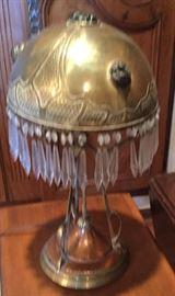Brass objects