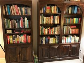 Numerous bookcases. Buy one, two or three!