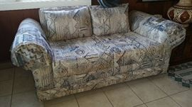 Newer - Clean love seat (ONLY $50- FRIDAY)