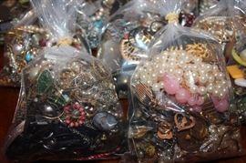 Costume Jewelry Bags