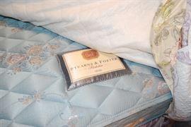 king mattress-sterns & foster