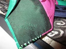 Gianni Versaci silk ties