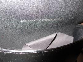 Barton Perreira sunglasses & case