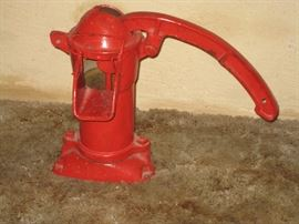 Antique Accessories 14 Kitchen Well Pump