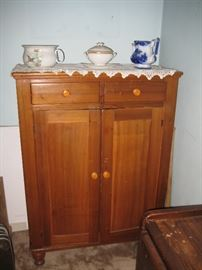 Buffet 1800s Tall