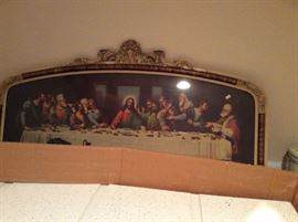 ANTIQUE LORDS SUPPER