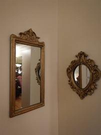 Beautiful Framed Mirrors