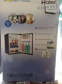 mini fridge 4.5cu