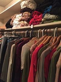 Designer cashmere sweaters for the ladies