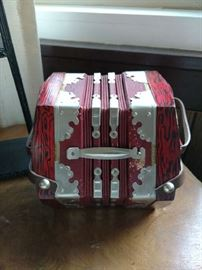 Concertina - very good condition (it works!!)
