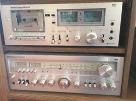 MCS Stereo Set