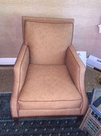 Hickory Furniture 2 Chairs & 1 Ottoman