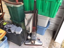 Nice Kirby vacuum with accessories