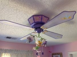 Tinker Bell Ceiling Fan