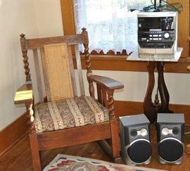 Magnavox Tape Deck