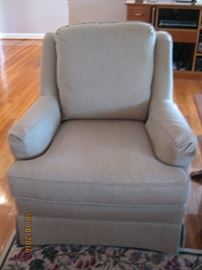 Sherill club chair