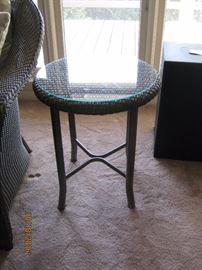 Lloyd Loom weather resistant wicker furniture